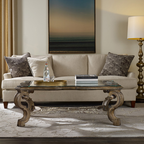 willow and hall sofa reviews cleaning pottery barn cushions hooker furniture at stoney creek toronto hamilton white