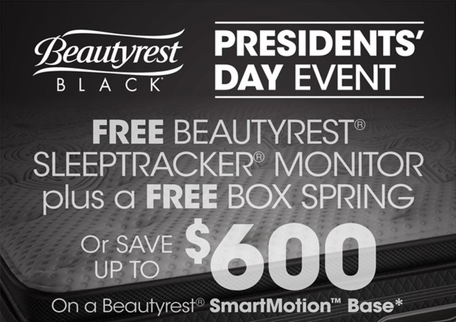 Turnin Beautyrest Black Free Boxspring Or Save Up To 400
