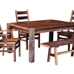Sofa Mart Dining Tables Storage Bench Urban Barnwood Furniture Poughkeepsie Kingston And Albany New Table