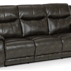 Albany Leather Sofa Really Small Sectional Top Reclining Picks - Rife's Home Furniture | Eugene ...