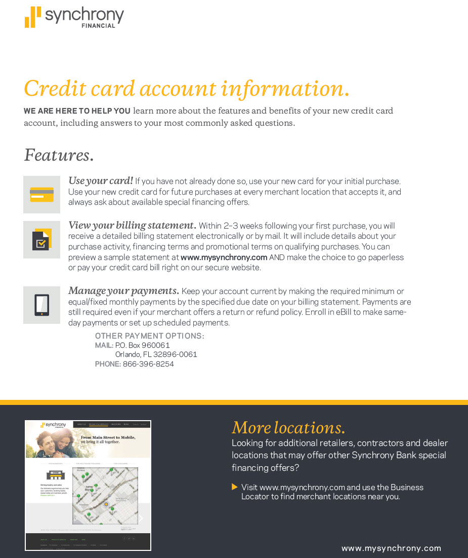 Home Design Credit Card 28 Images. 100 Ge Capital Home Design Credit ...