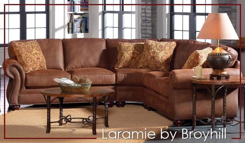 broyhill leather sofa sets como se dice en ingles cama living room furniture - colder's and appliance ...
