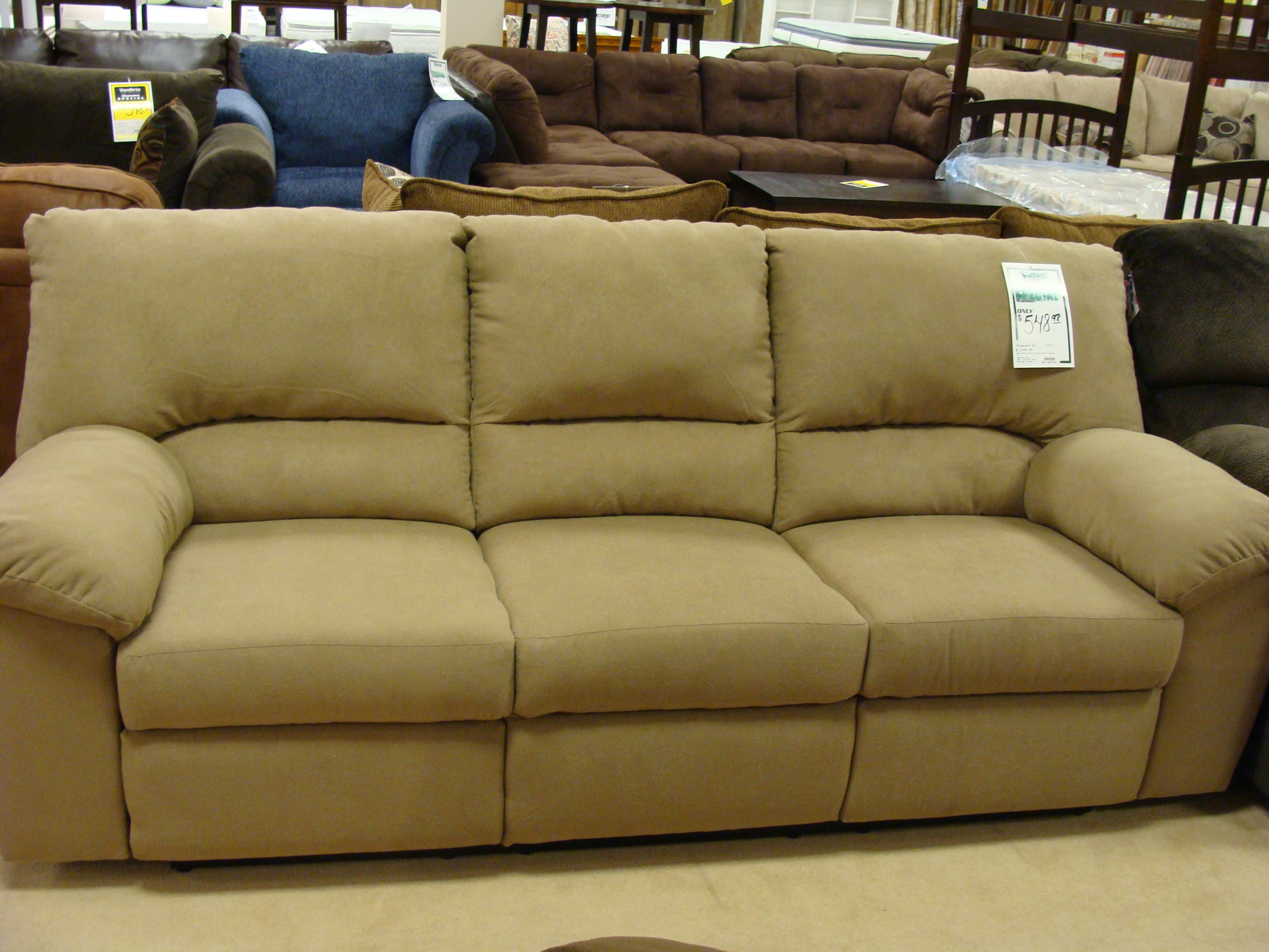 reclining sofa on clearance recliner sale sydney cadillac michigan furniture store