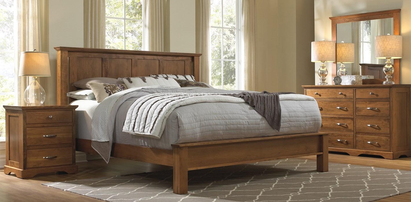 Daniels Amish Custom Bedroom Furniture