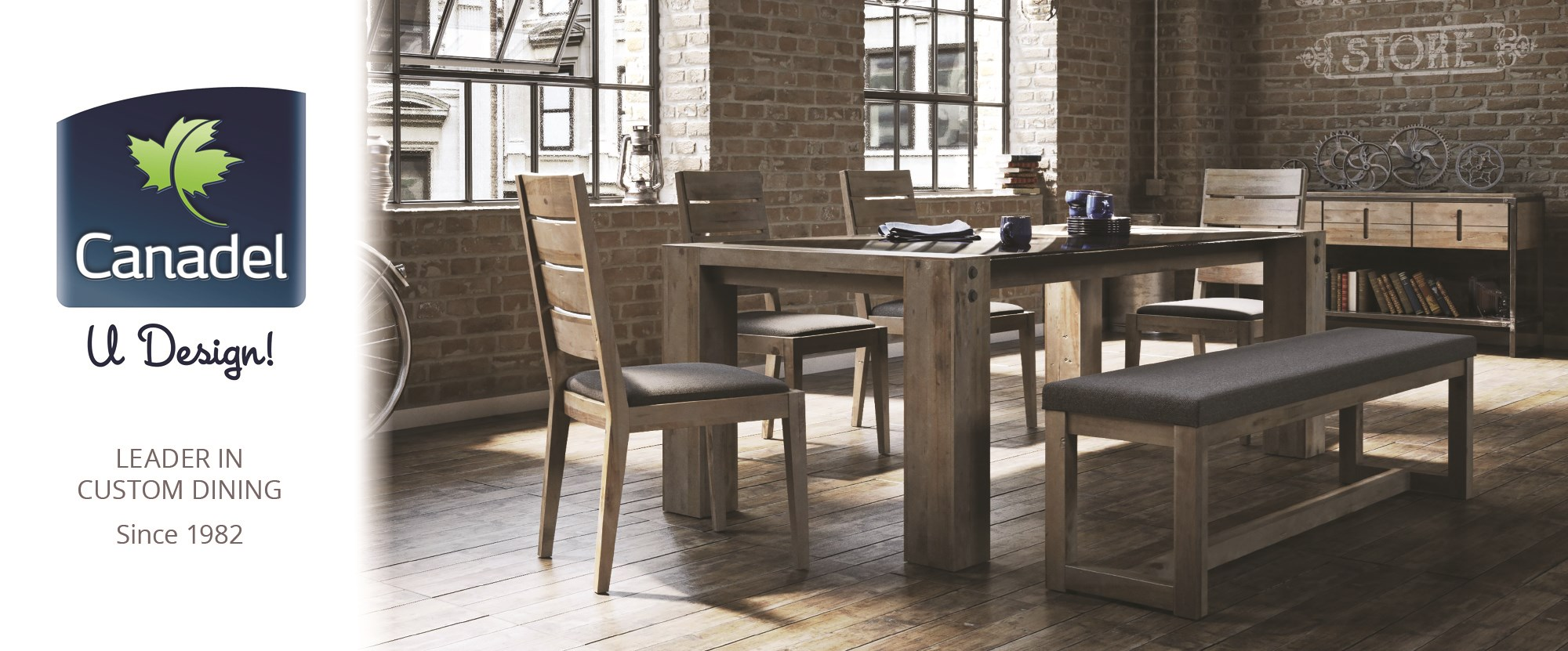Canadel Custom Dining Furniture At Darvin Furniture Orland Park Chicago IL