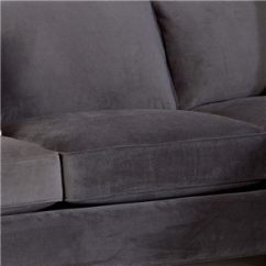 Jonathan Louis Sofas Sofa Curved Back Janet Contemporary With Chaise And ...