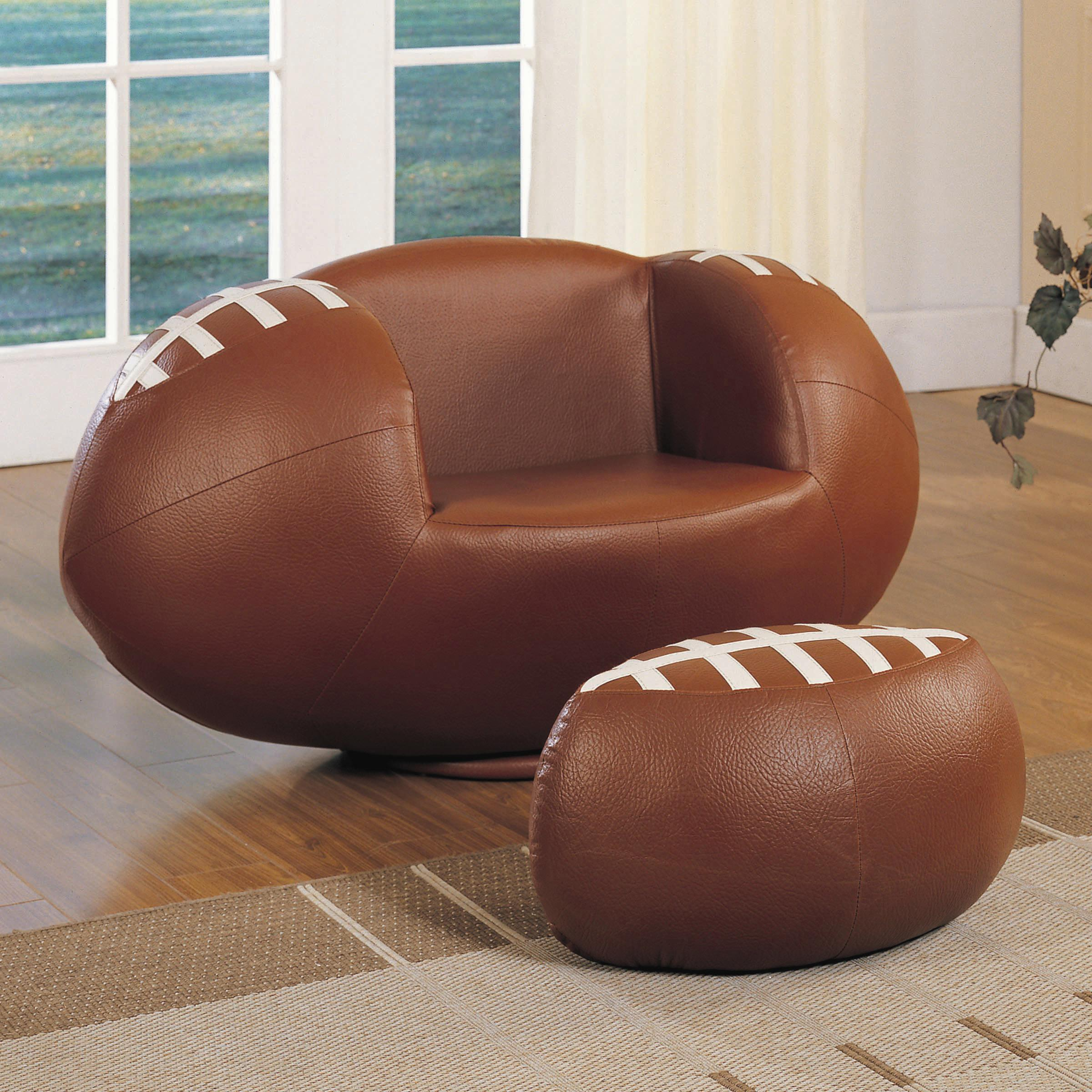kids sports chairs baby high on sale acme furniture sporty 05526 youth sport and ottomans del