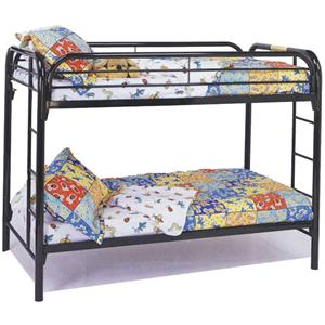 Acme Furniture Youth Bunk Beds Twin Bed