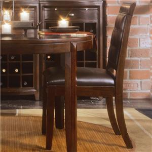 american drew tribecca sofa table custom miramar ahfa upholstered leather side chair by