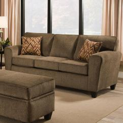 American Furniture Living Room Sectionals Small Round Tables 3100 Sofa With Casual Style Miskelly