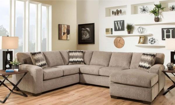 american furniture sofas living room American Furniture 5250 Sectional Sofa - Seats 5   Prime