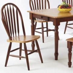 Windsor Kitchen Chairs Barber Chair For Sale Amesbury Newbury And Kensington Contemporary Dining Sets Casual Two Tone Side Superstore