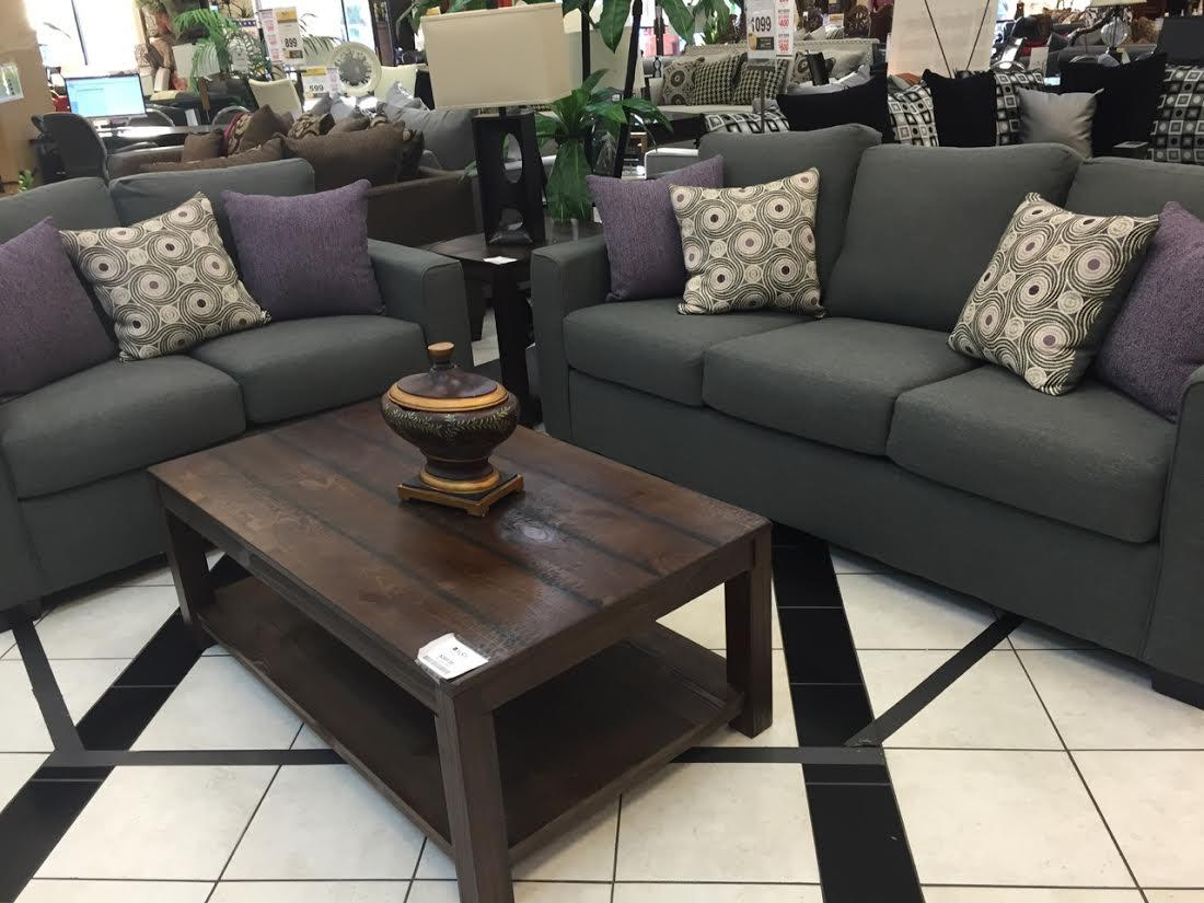 famsa living room sets table for sale del sol exclusive ally sofa and love seat set