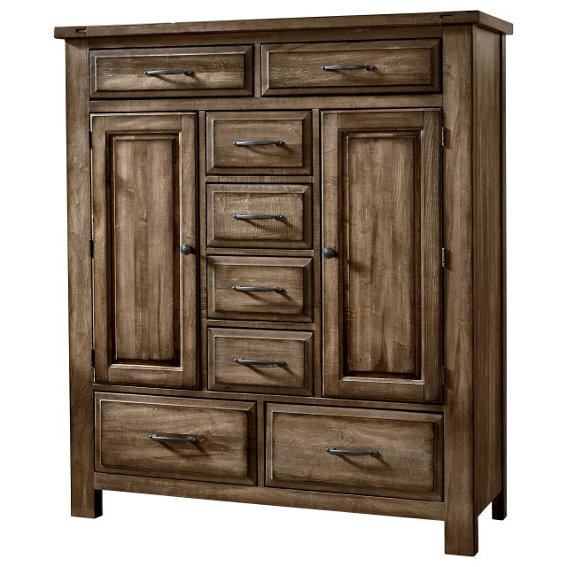 Artisan & Post Maple Road Solid Wood Sweater Chest 8 Drawers 2