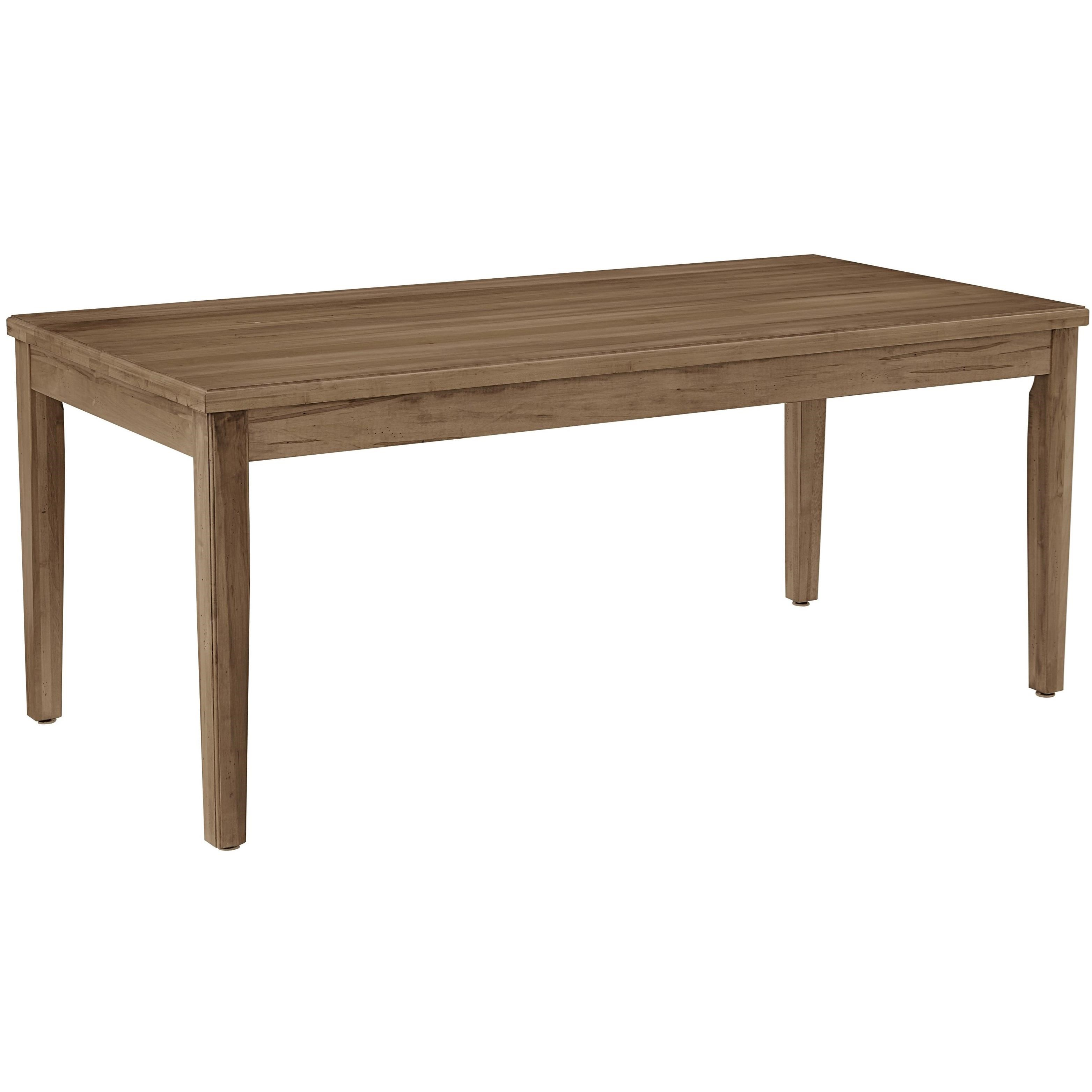 maple kitchen table island carts artisan post simply dining solid wood 72