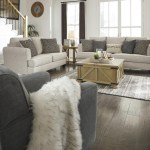 Ashley Furniture Alcona 9831038 34 42 Beige Sofa Loveseat And Swivel Chair Sam Levitz Furniture Stationary Living Room Groups