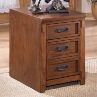 Ashley Furniture Cross Island Mission 2 Drawer Mobile File ...