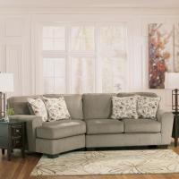 Ashley Furniture Patola Park   Patina 2 Piece Sectional ...