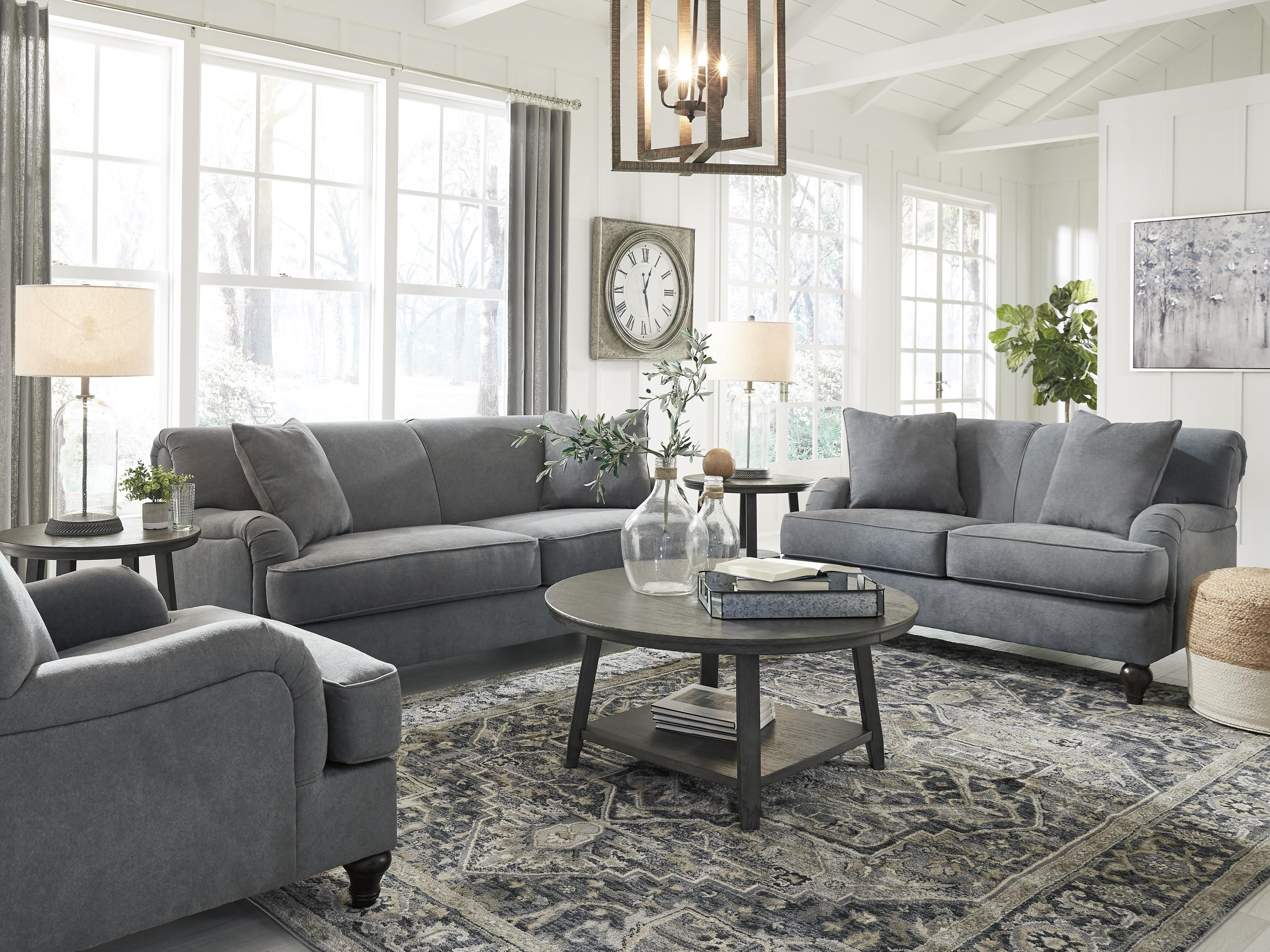 renly sofa and chair set