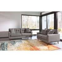Ashley Furniture Zardoni Stationary Living Room Group ...