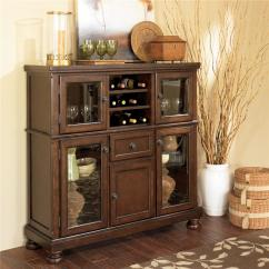 Kitchen Server Unique Gifts Porter With Storage Cabinet By Ashley Furniture At Superstore Rochester Mn