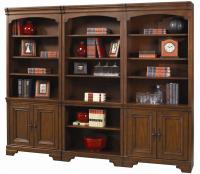 Aspenhome Richmond Large Bookcase Wall | Belfort Furniture ...