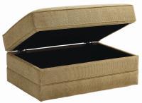 Bassett Alex Lift Top Storage Ottoman | Fashion Furniture ...