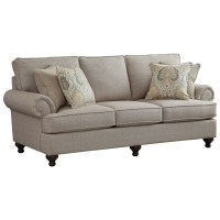 Bassett Madison Traditional Queen Sleeper Sofa   Find Your ...
