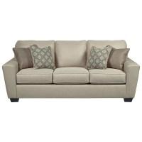 Benchcraft by Ashley Calicho Contemporary Queen Sofa