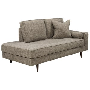 chez long sofa bed fusion reviews chaise wayside furniture right arm facing corner
