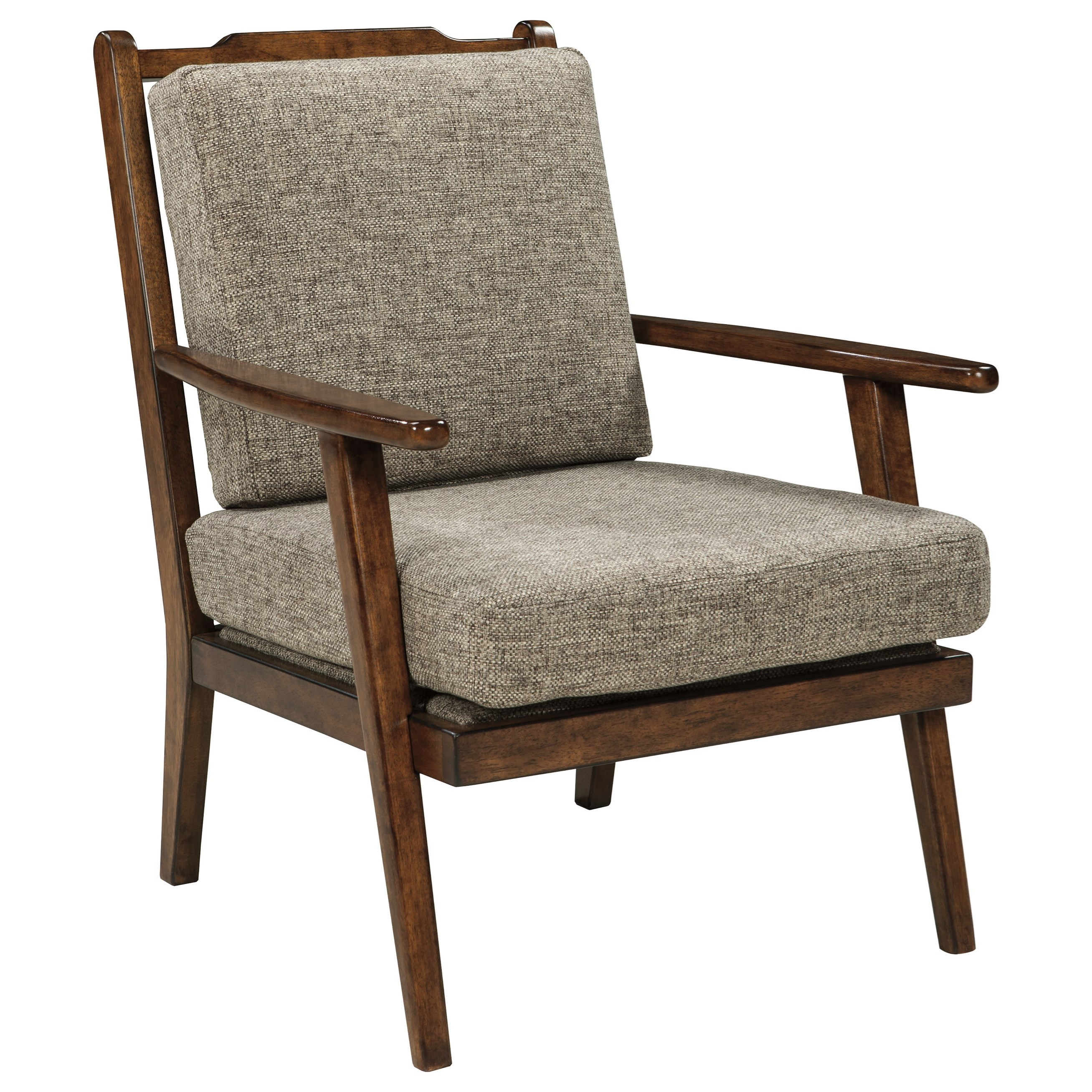 Benchcraft by Ashley Dahra Danish Modern Style Accent