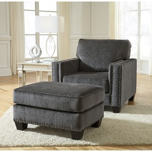chair with ottoman childrens table and set becker furniture world