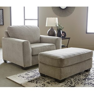 chair with ottoman how to the meeting and becker furniture world 1 2 set
