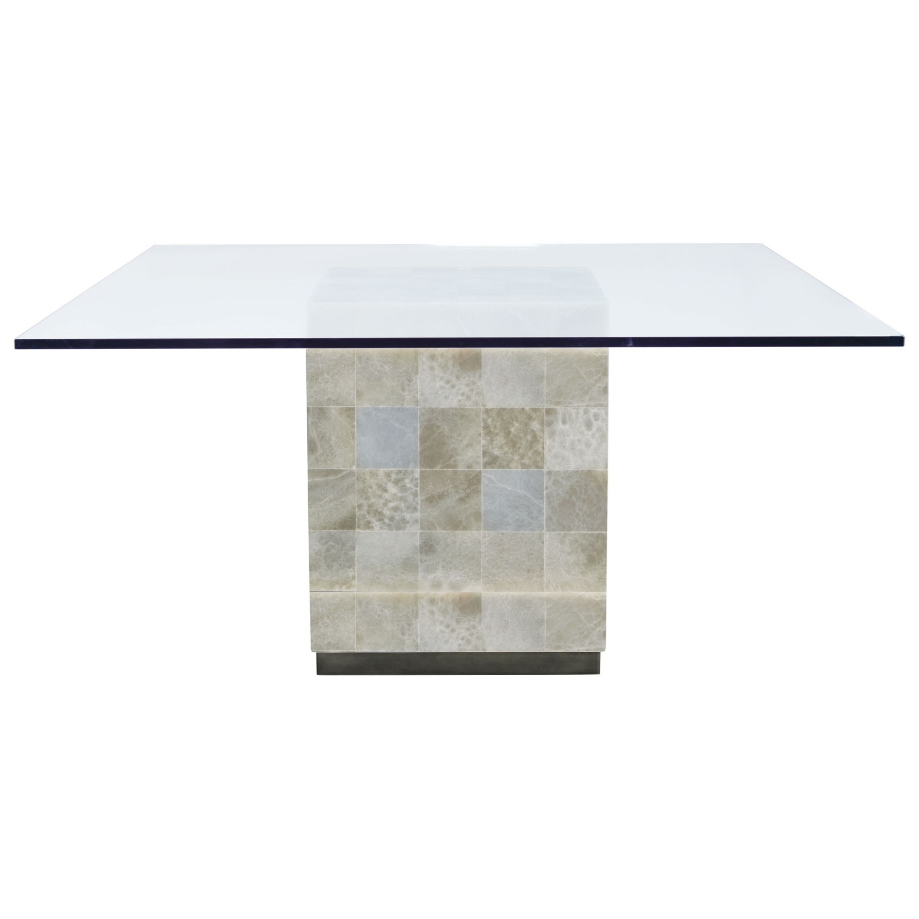 dining table stone base