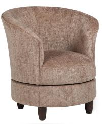 Best Home Furnishings Accent Chairs Swivel Barrel Chair ...