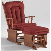Best Home Furnishings Glider Rockers Knox Glider Rocker ...
