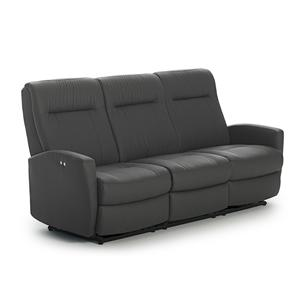 72 lancaster leather sofa black childs chair costilla collection | wolf furniture