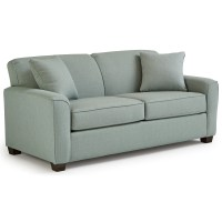 Best Home Furnishings Dinah S16AF Contemporary Full Sofa ...