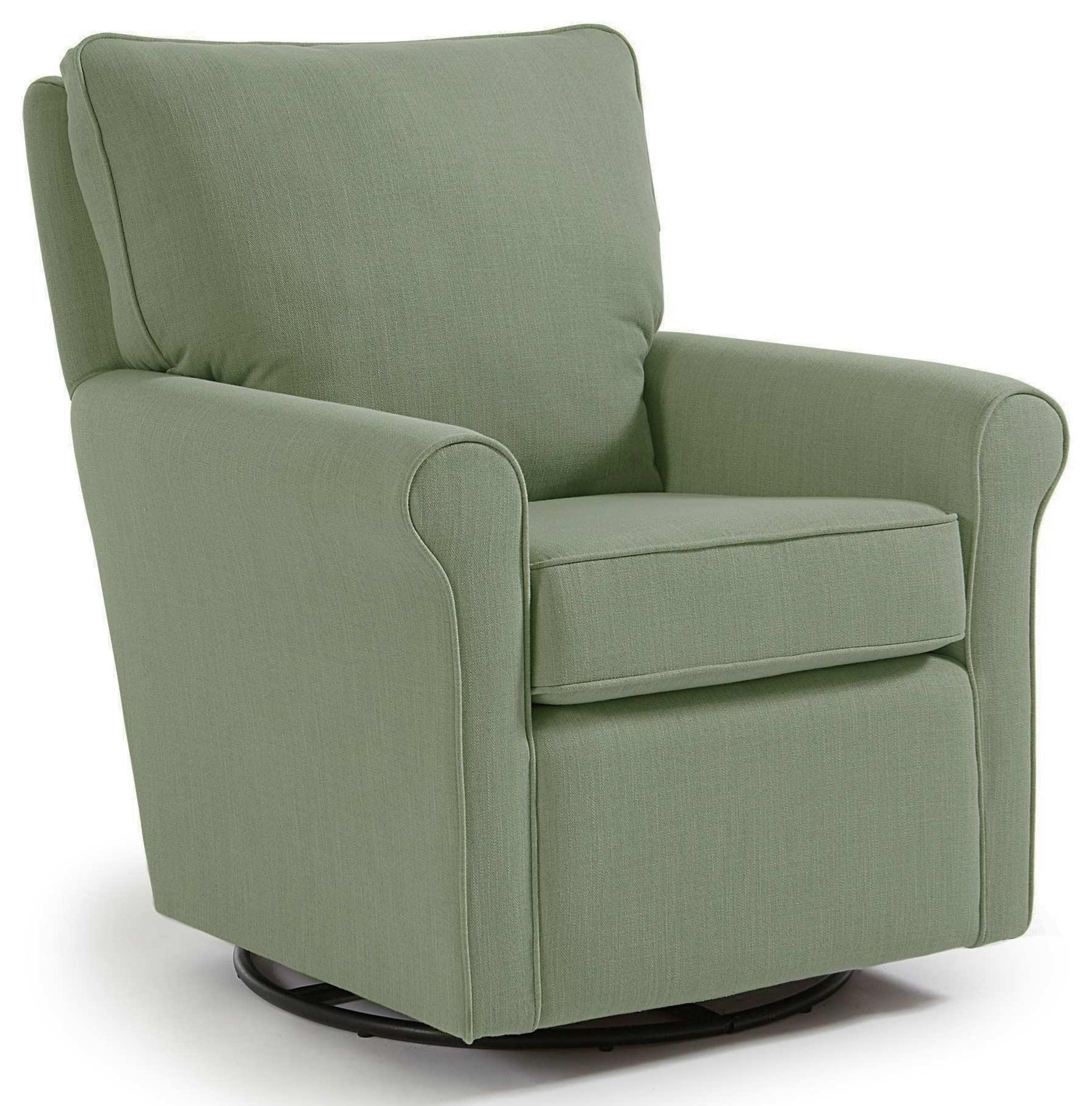 Storytime Chair Kacey Casual Swivel Glider Chair By Best Home Furnishings At Rotmans