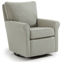 Cheap Glider Chair Stretch Covers Nz Best Home Furnishings Kacey Casual Swivel Wayside
