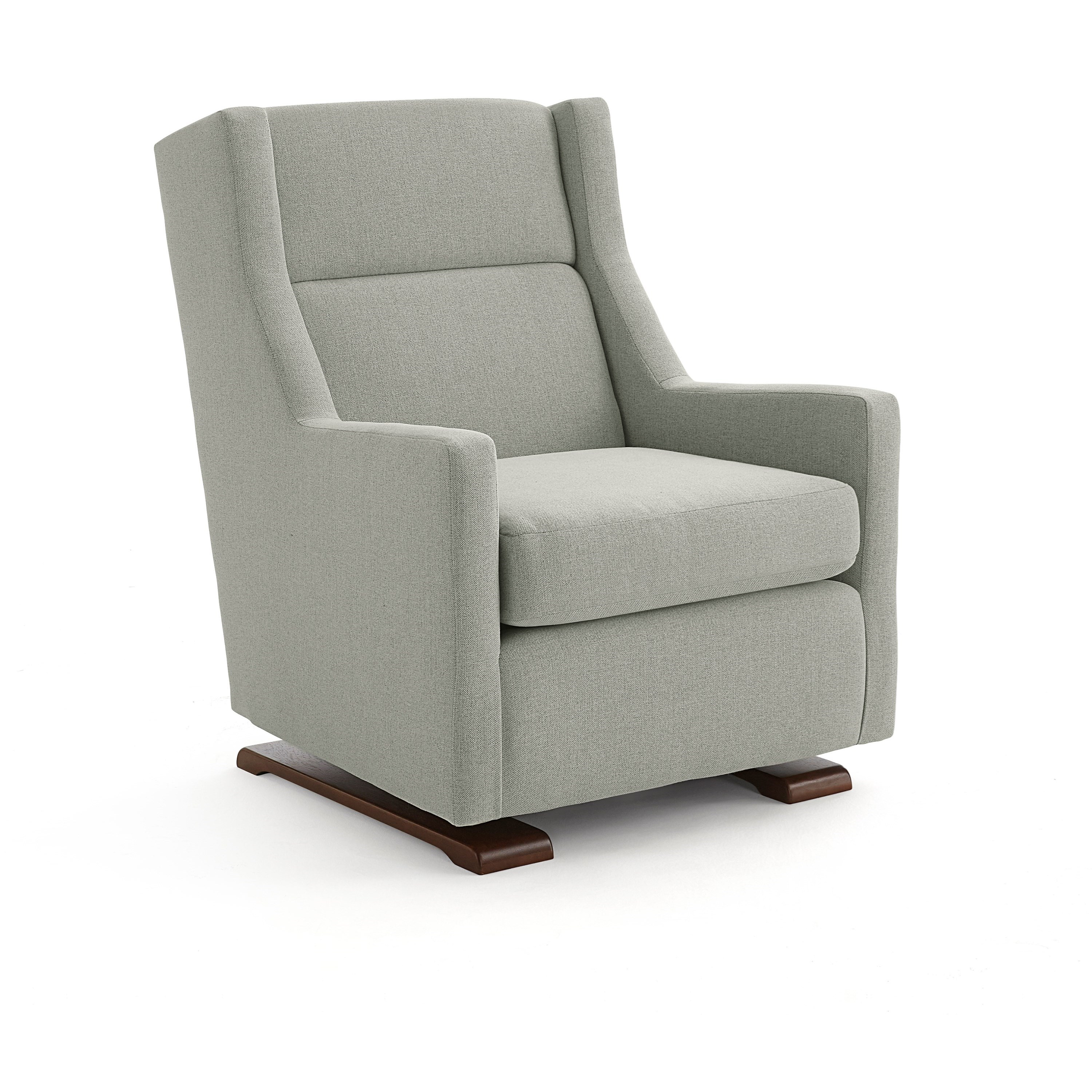 Gliding Chair Mandini Casual Swivel Gliding Chair With Wood Runners By Best Home Furnishings At Wayside Furniture