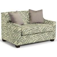 Best Home Furnishings Marinette Twin-Size Sleeper Chair ...
