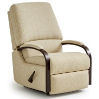Best Home Furnishings Medium Recliners Pike Swivel Rocking