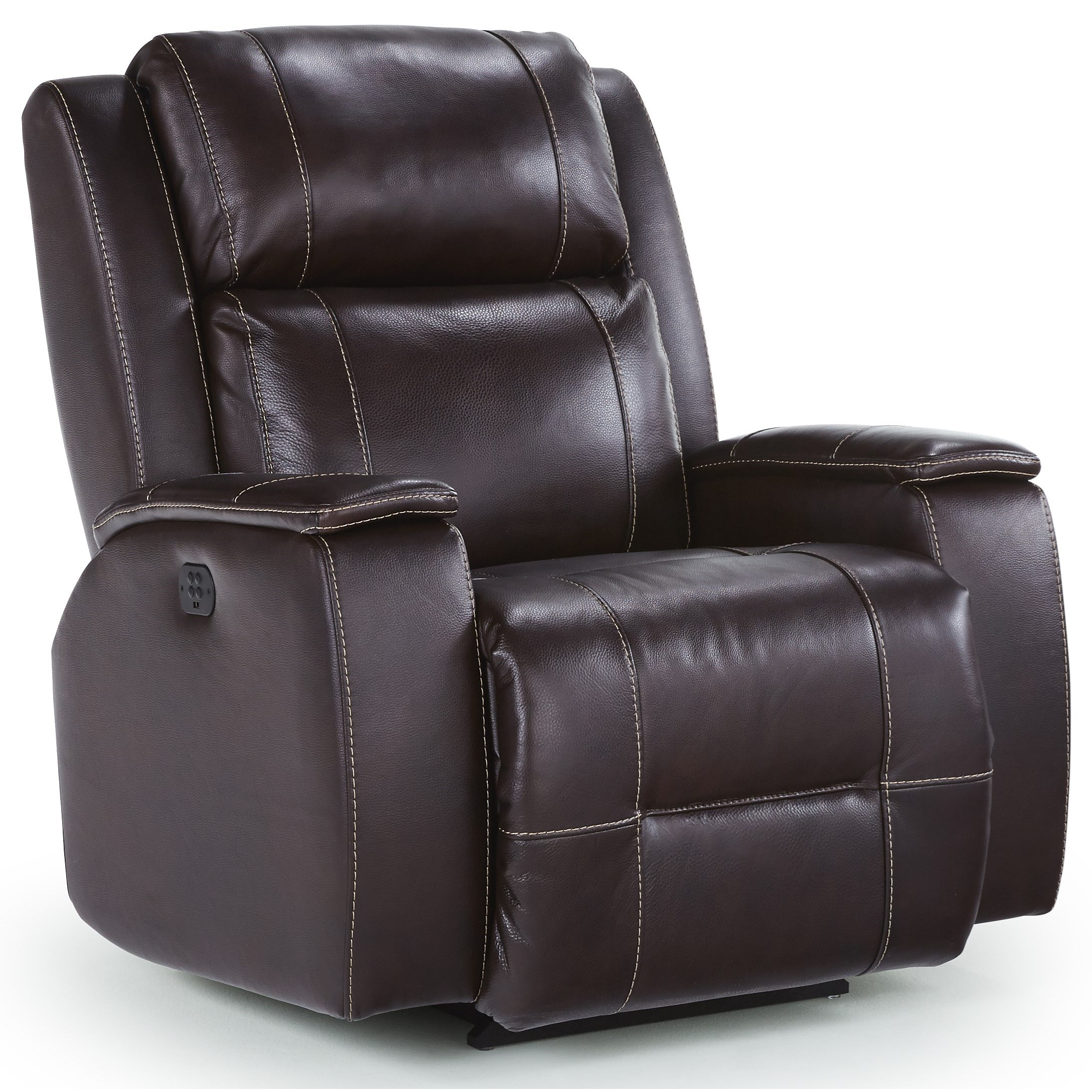 swivel recliner chairs nz tommy bahama beach chair best home furnishings medium recliners colton power lift with adjustable headrest ...