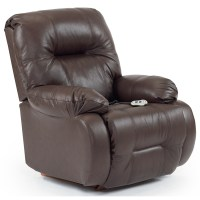 Best Home Furnishings Medium Recliners Power Lift ...