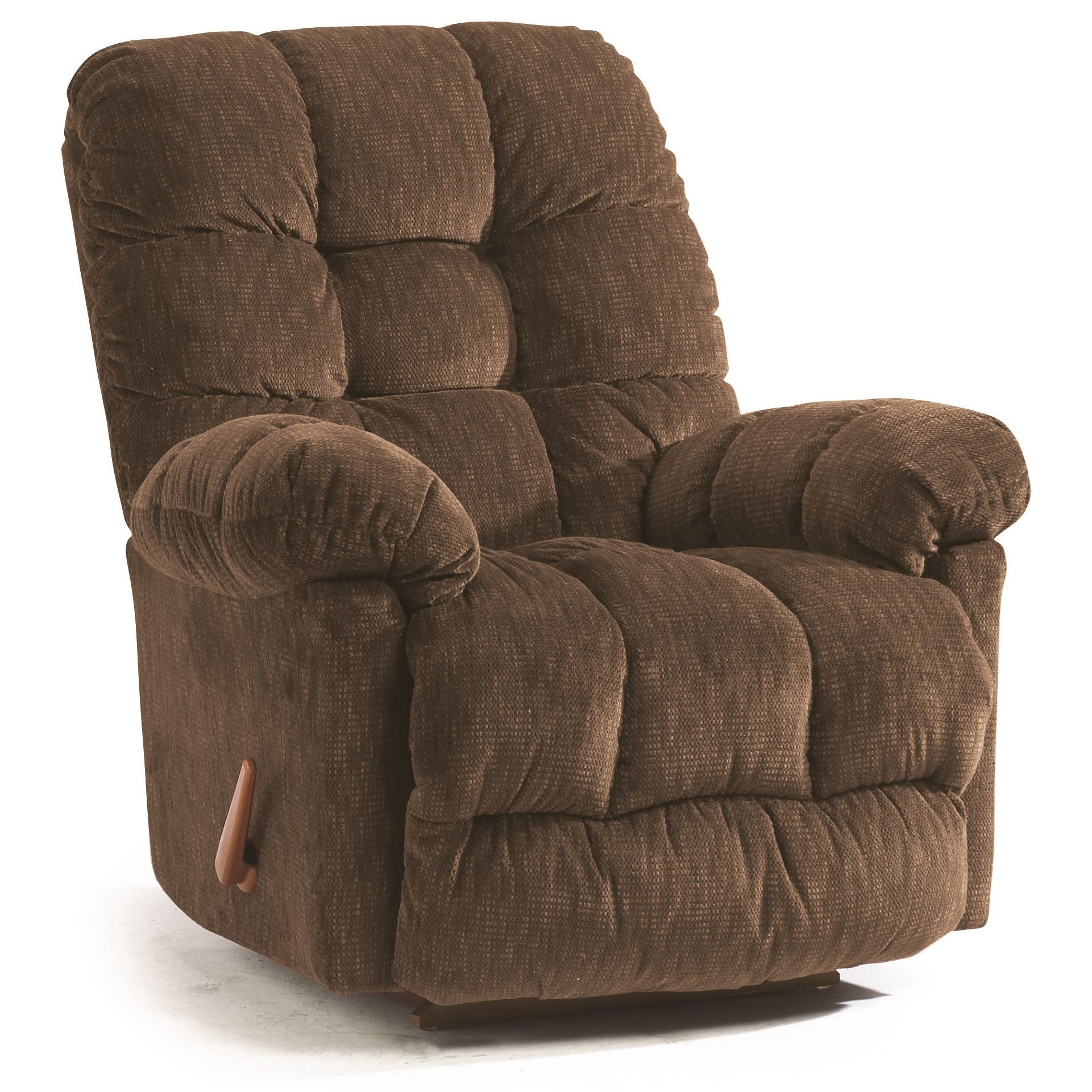 Best Home Furnishings Medium Recliners Brosmer Rocking