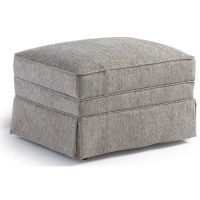 Best Home Furnishings Ottomans Traditional Rectangular ...