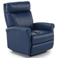 Best Home Furnishings Recliners - Petite Power Lift ...