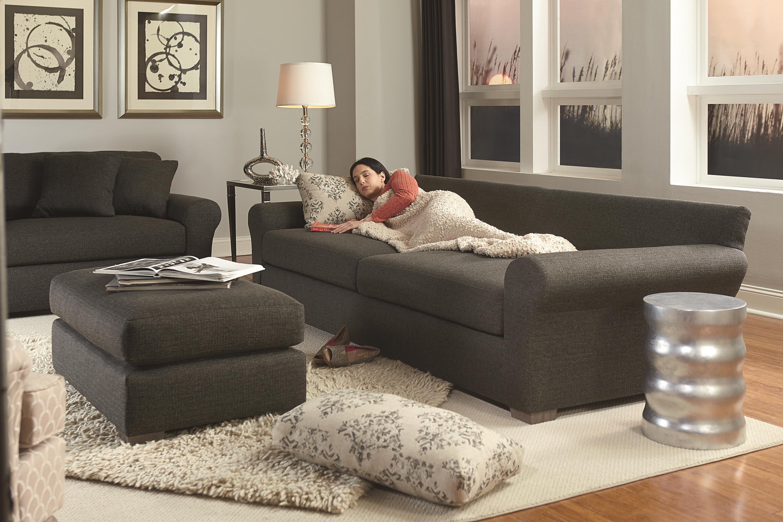 Best Home Furnishings Sophia S69 Transitional Wide Sofa