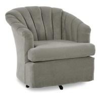 Chairs - Swivel Barrel Elaine Swivel Barrel Chair ...